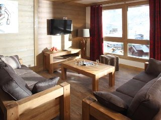 Perfect 3 bedroom Tignes Condo with Television - Tignes vacation rentals