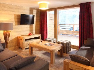 Perfect 4 bedroom Apartment in Tignes with Washing Machine - Tignes vacation rentals
