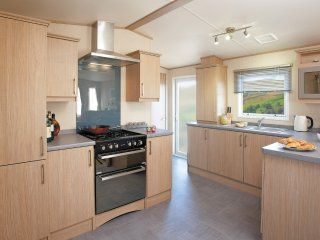 Three Bedroom Platinum Caravan to rent - Cayton vacation rentals