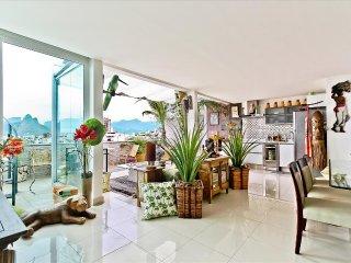 Arpoador - 2 Bedrooms 5Star Penthouse - Rio de Janeiro vacation rentals