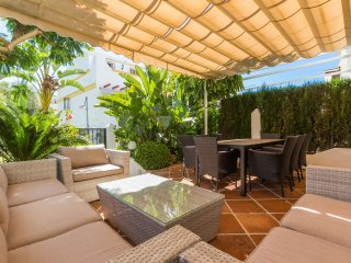Casa Stefania - Immaculate Beachside Townhouse - Marbella vacation rentals