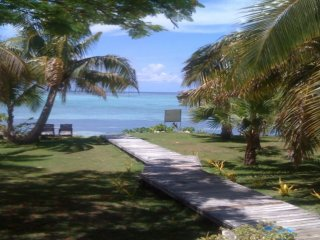 Private escape with breathtaking views - Mana Island vacation rentals