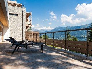Le Chardon Bleu - Résidence Cynara SPA, Jacuzzi - Verchaix vacation rentals
