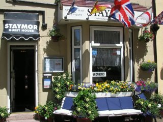 STAYMOR GUEST HOUSE : Room 4 Blackpool UK - Blackpool vacation rentals