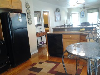 2 Bedroom house with front and back decks - Charlottesville vacation rentals