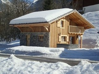 Chalet très grand confort Jacuzzi station ski - Sixt-Fer-a-Cheval vacation rentals