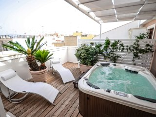Suite 54: penthouse with terrace and jacuzzi mini pool - Polignano a Mare vacation rentals