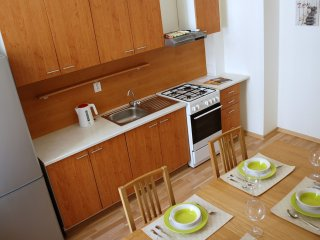 ☆ 2 spacious bedrooms Prague center DISCOUNT GROUP - Prague vacation rentals