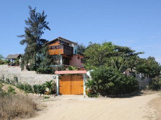 "Alluring Ballenita""s House (Wonderful Ocean View!) - Ballenita vacation rentals"