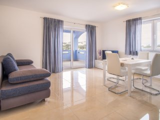 apartment (2+2) for relaxing holiday 3 - Stara Baska vacation rentals