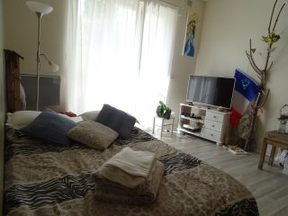Nice Studio with Housekeeping Included and Television - Saint-Michel-Sur-Orge vacation rentals