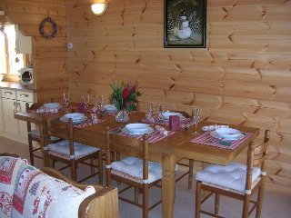 3 bedroom House with Internet Access in Saint-Nabord - Saint-Nabord vacation rentals