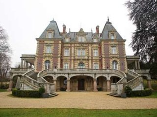 Picturesque 10 Bedroom Chateau in Paris, France - Montmorency vacation rentals