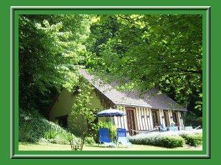 Gîte à la campagne, entre rivière et bois. - Bacqueville-en-Caux vacation rentals