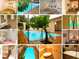 Location Maison de vacances avec piscine chauffée - Le Beausset vacation rentals
