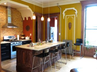 Historic Brownstone Parlor - New York City vacation rentals