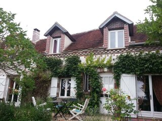 Longère de charme proche GUEDELON - Fontaines vacation rentals