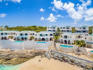 Farniente at Shore Pointe, Saint Maarten - Beachfront, Pool, Gated Community - Cupecoy vacation rentals