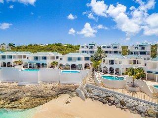 Farniente at Shore Pointe, Saint Maarten - Beachfront, Pool, Gated Community - Cupecoy vacation rentals