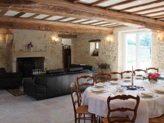 Manoir de l'Oseraie -grand gîte de charme calvados - Amaye-sur-Orne vacation rentals