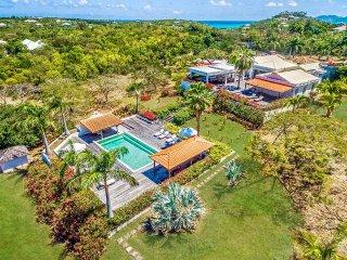 Hacienda at Terres Basses, Saint Maarten - Ocean View, Pool, Family Friendly - Terres Basses vacation rentals