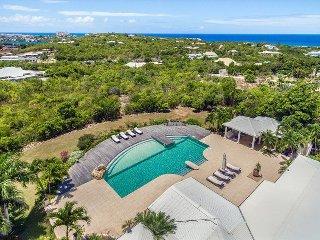 Sol e Luna at Terres Basses, Saint Maarten - Ocean View & Pool, Short drive to the Beach - Terres Basses vacation rentals