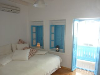 Lovely stone house - unspoiled isle - sleeps 6 - Mandraki vacation rentals