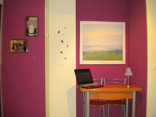 2-4 Guest Impeccable Apt. WiFi, AC. Prime Location - Seville vacation rentals