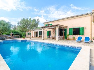SESCOLA - Villa for 12 people in Felanitx - Felanitx vacation rentals