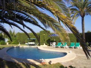 PRIVATE VILLA - OWN POOL - WIFI - Javea vacation rentals