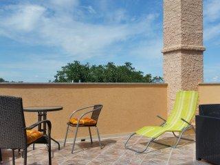 Apartment150m2,3 terasse,amazing view sea - Liznjan vacation rentals