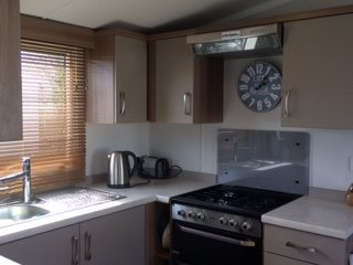 Static mobile home on Haven holiday park - Pwllheli vacation rentals