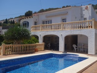 Cosy villa with wonderful sea panorama! - Calpe vacation rentals
