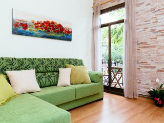 FLAT IN FRONT OF PLAZA SAGRADA FAMILIA - Barcelona vacation rentals