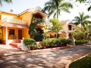Two Bedroom Luxury Villa in Sinquerim - Sinquerim vacation rentals