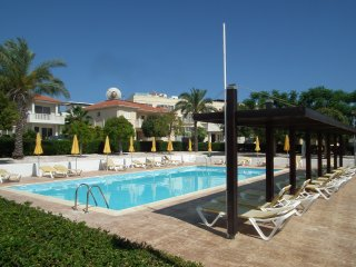 Near the beach 3 bedroom villa with communal pool - Pervolia vacation rentals