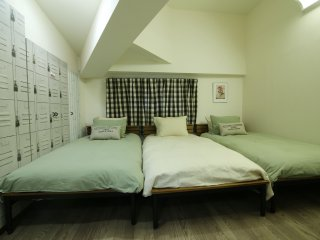 1 Min from Sta., 4 Bedroom House in Shinjuku #23 - Nakano vacation rentals