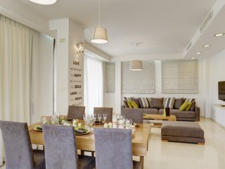 PRESTIGIOUS PENTHOUSE APARTMENT - Tel Aviv vacation rentals