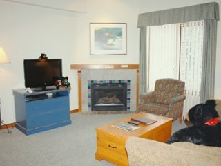 Hearthstone Lodge Village Ctr - HS407 - Sun Peaks vacation rentals