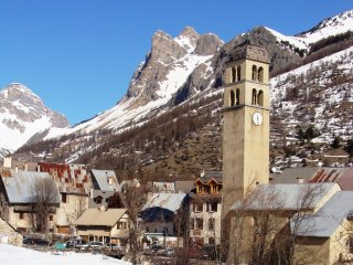 Gorgeous flat with mountain views - Le Monetier-les-Bains vacation rentals