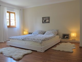 Alpenchalet mit Bergblick und 2 sep. Schlafzimmern - Pfronten vacation rentals