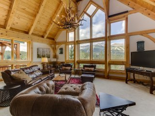 Exquisite in Town! - 4,800 Sf - Ten Peaks Lodge - Breckenridge vacation rentals