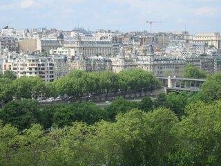 Tour Eiffel-Quai de Grenelle, Belles vues Seine - Paris vacation rentals