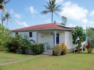 Five self catering sea view cottages in Dominica - Calibishie vacation rentals