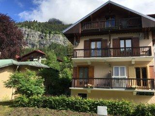 APPARTEMENT PROCHE CHAMONIX 4 à 6 personnes - Passy vacation rentals