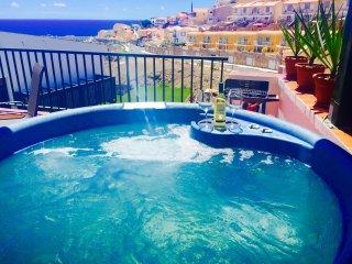 ARGUINEGUIN PRIVATE LUXURY VILLA,SEA VIEW,JACUZZI - Arguineguin vacation rentals