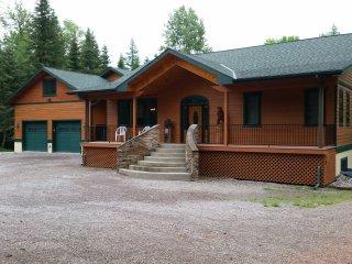 Glacier Tamarack Tranquility Grand - Columbia Falls vacation rentals