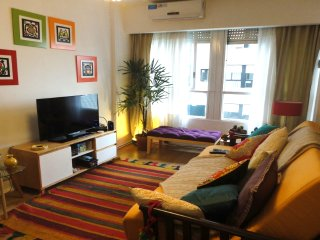 Luminous, perfectly located, full-equipped apart. - Buenos Aires vacation rentals