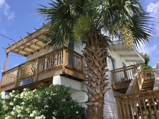 Beautiful Cottage in Apalachicola with Deck, sleeps 3 - Apalachicola vacation rentals
