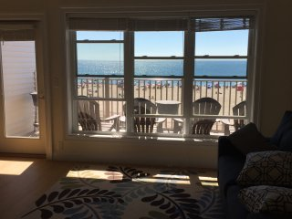 Hampton Beach, Beachfront Condominium - Hampton vacation rentals